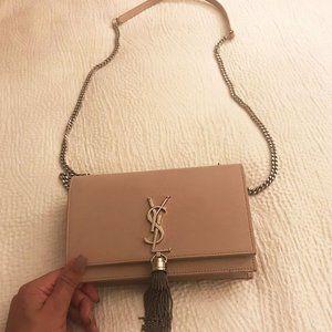 Small Monogram Kate Tassel Bag
